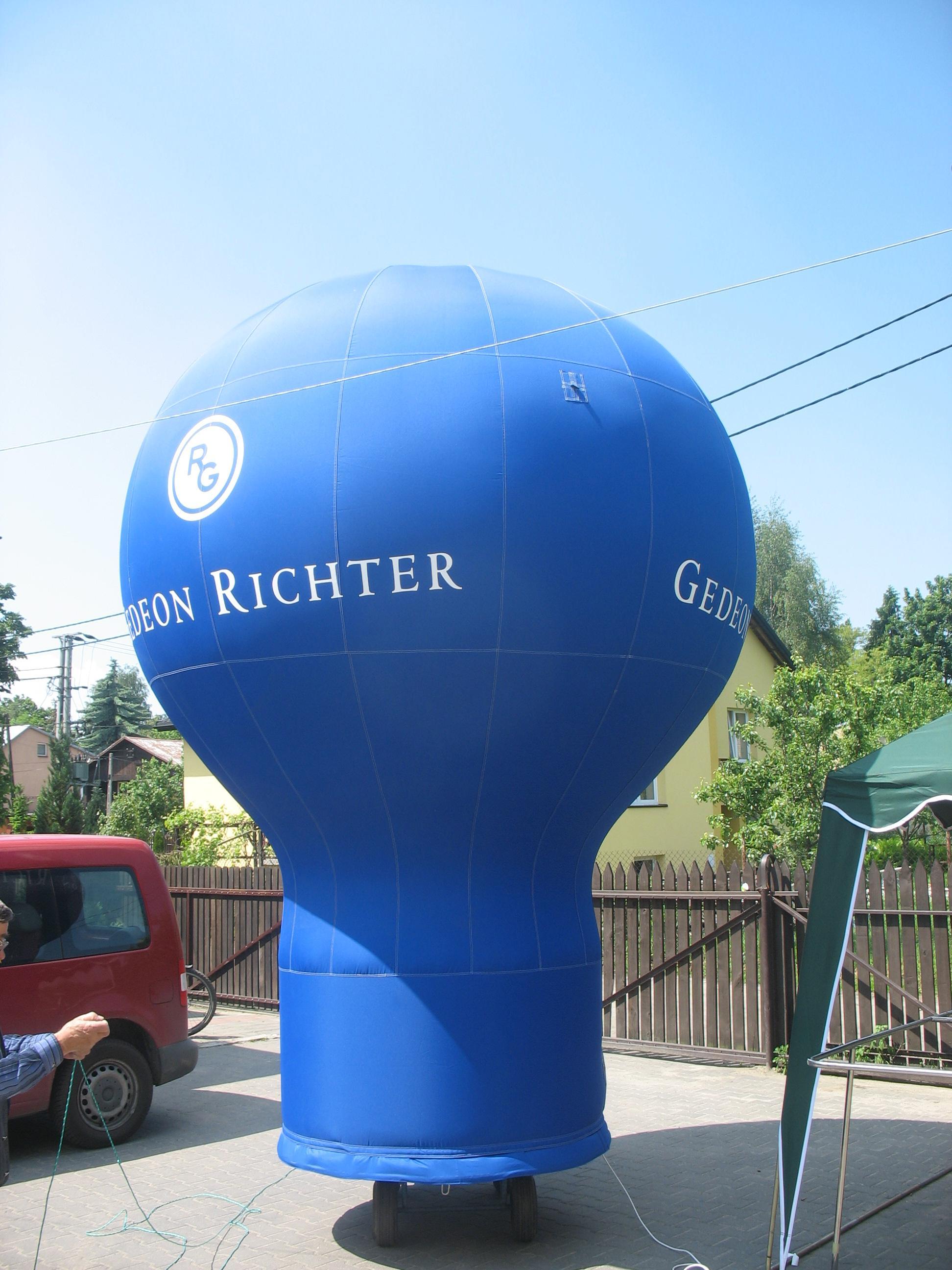 Balon RG 001
